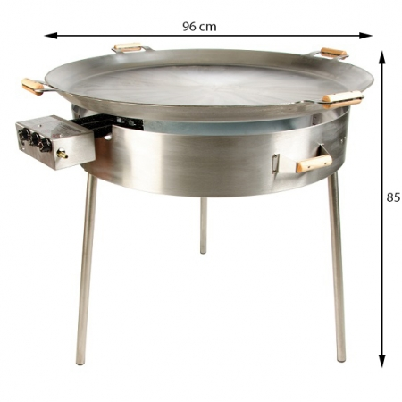 PRO-960 paeljas gatavošanas komplekts