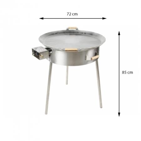 PRO-720 paeljas gatavašanas komplekts